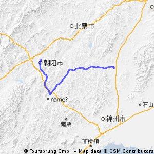 5. Tag V2 Chaoyang-Yixian 114 km
