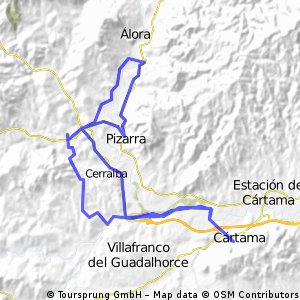 Cartama-Zalea-Pizarra-Alora-Cartama