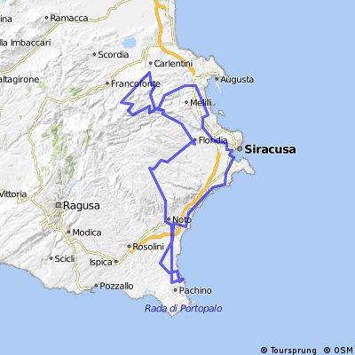 Marzamemi - Priolo - Sortino