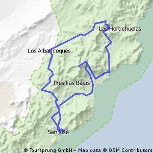 Valles del Cabo de Gata