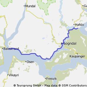 Norge 8: Solvorn>Hella