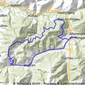 100 Aigenberg - Hochgründeck - Wagrain