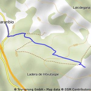 Baranbio - Garrastatxu