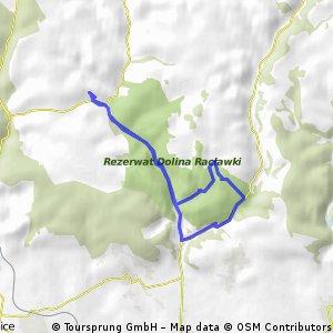 [GPS] II Jurajska Majówka Rowerowa - dzień 3