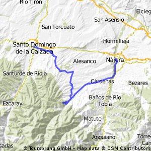 '9-Camino - San Millán de la Cogolla.