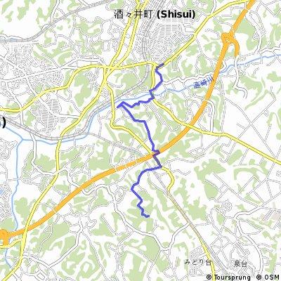 ChibaSatoyamaCycling-Kinoya-Katsumatanoike