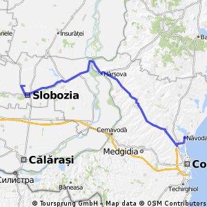 Cu Bicicleta La Mare (ziua 2) Amara - Navodari
