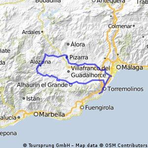 Benalmadena+Malaga+Casarabonela