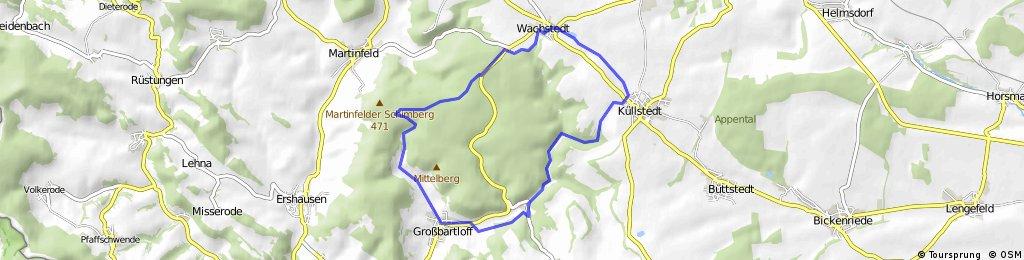 MTB Wolfental Großbartloff