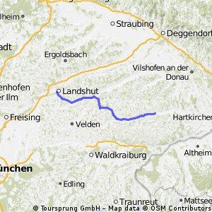Landshut-Postmünster Version 2