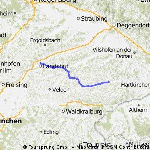 Landshut-Postmünster Version 3