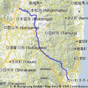Iwaki-Nihonmatsu
