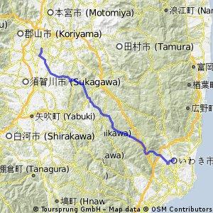 Iwaki-Koriyama