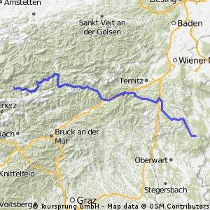 Wildalpen - Lockenhaus