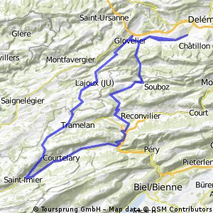 Le Pichoux-Mt-Crosin