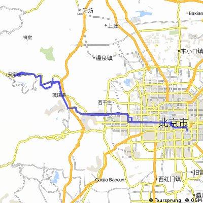 Dongfanghong tunnel