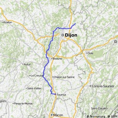 dag 5 Beze Tournus 163km.gpx