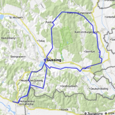 Ausztria Burgenland