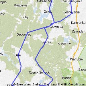Laskowice-Leosia-Gródek-Spławie-Osie