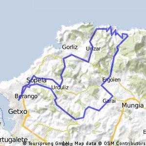 Getxo-Getxo via Armintza