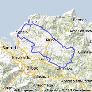 Berango-Berango 2 via Morga