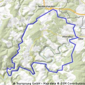 3-Tälerrunde Lahn/Gelbach/Rupbach