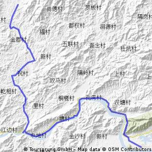 Zhaoquing - Mocun