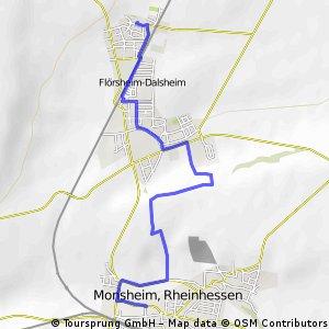 Monsheim - Flörsheim-Daösheim