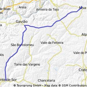Route Etapa 2 - check-point 1