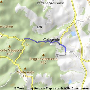 GB colognole climb 2012
