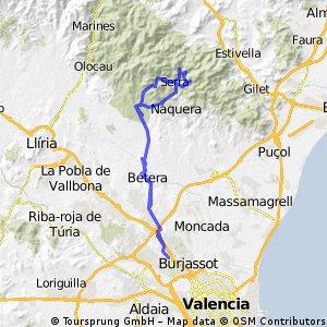 Valterna - Serra - Fuente Humbria