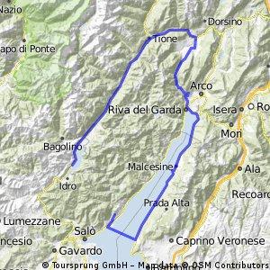 Cabiana 122km 2060HM