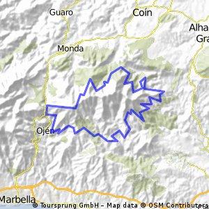 Circular Sierra Alpujata
