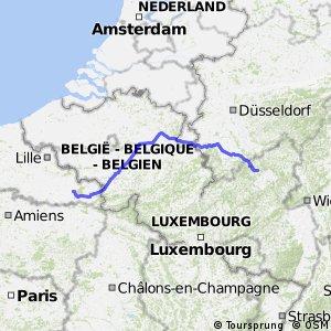 Burgbrohl - Poix du Nord