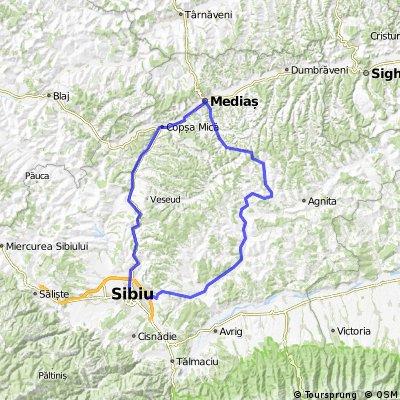 Sibiu-Barghis-Medias-Slimnic-Sibiu