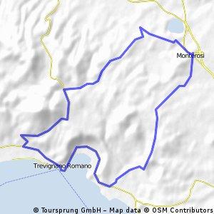Monterosi - Trevignano - Monterosi