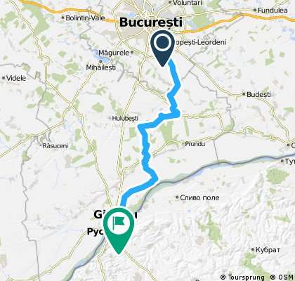 Giurgiu CLONED FROM ROUTE 1080151