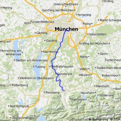 Alpen 01 München-Tölz