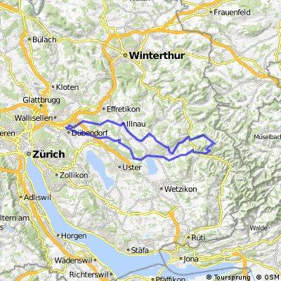 Tour dubendorf 2