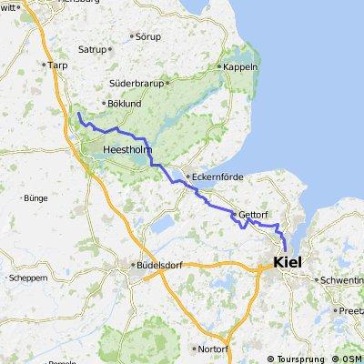 Kiel - Idstedt