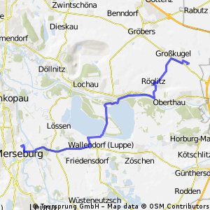 Merseburg-Großkugel