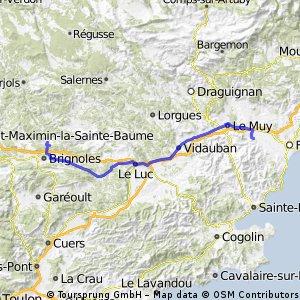 Roquebrune - Le Val