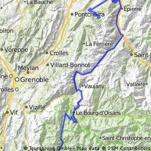 La Mure - Val Pelouse