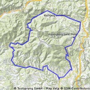 Feistritz - Mönichwald - Pinggau - Feistritz
