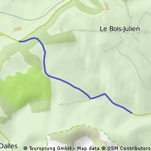 Cycling the Alps Cote de L'Eperche (0193m)