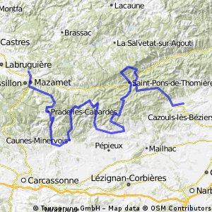 Saint-Chinian - Mazamet