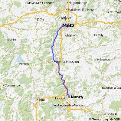 Sauers Mosel-Tour 3. Etape