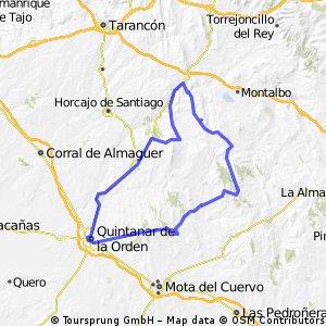 Marcha Villa de Quintanar