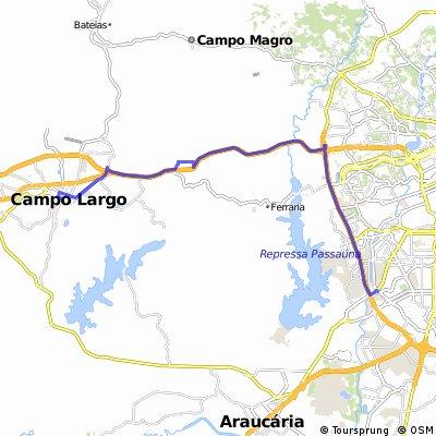 Pv - Campo Largo