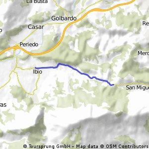 SAN CIPRIANO, por Riaño de Ibio